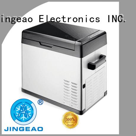 elegant best electric cooler for car compressor type for vans