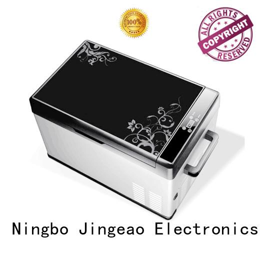 Jingeao coolest car fridge freezer for sale protection for vans