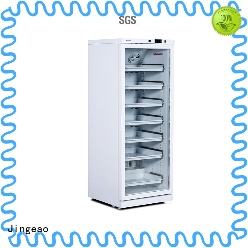 Jingeao efficient medication fridge with lock temperature for pharmacy
