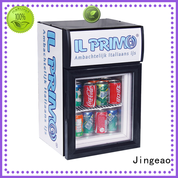 display Display Cooler for-sale for hotel Jingeao
