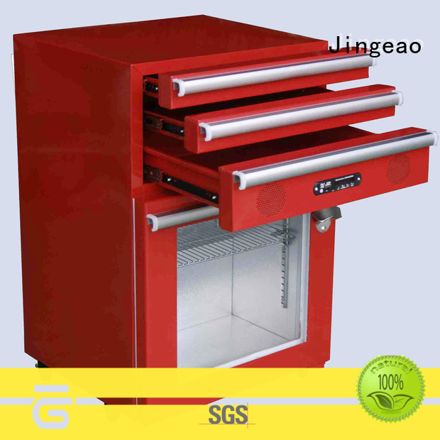 Jingeao fashion design toolbox cooler manufacturer for store
