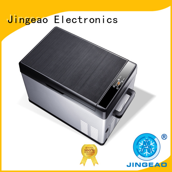 Jingeao portable portable fridge research for vans
