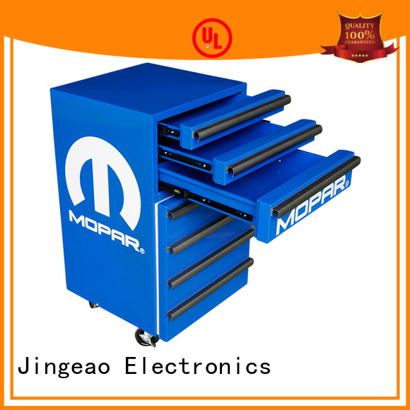 Jingeao accurate toolbox freezer overseas market for company