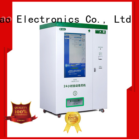 stable automatic vending machine overseas market for drugstore Jingeao