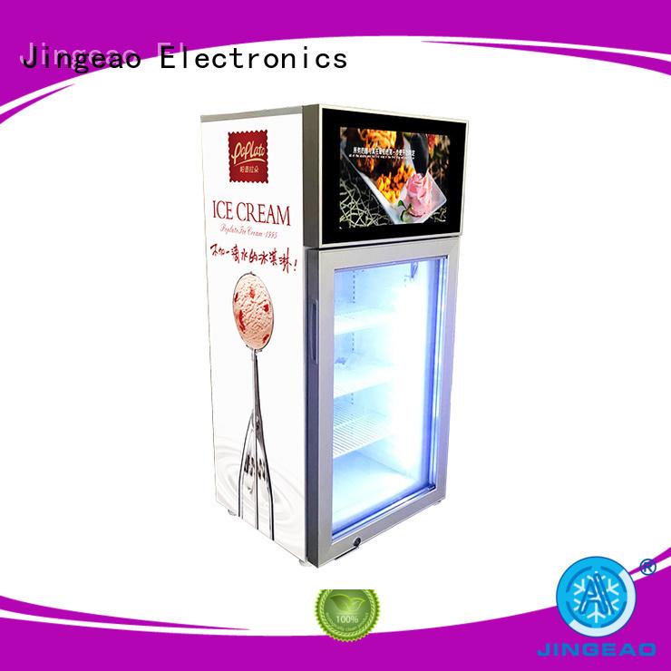 Jingeao fridge commercial freezer effectively for hotel