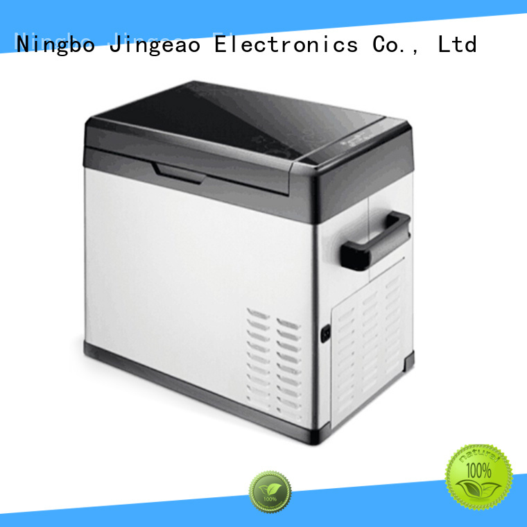 Jingeao fridge travel fridge for car research for vans
