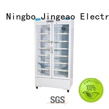 Jingeao accurate refrigerator with lock speed for drugstore