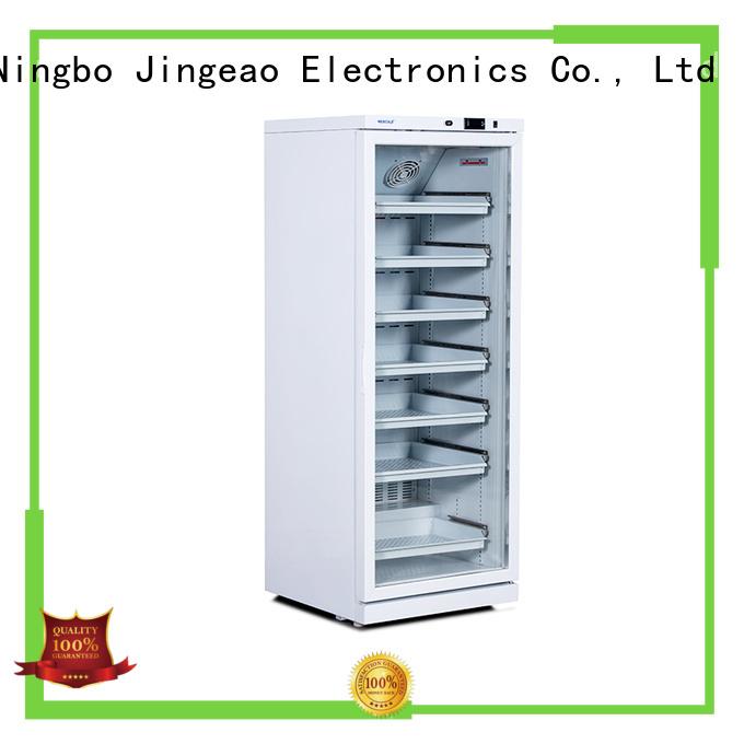 Jingeao liters pharmacy freezer equipment for drugstore