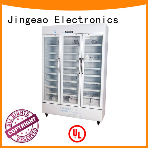 Jingeao fridge pharmacy freezer speed for hospital
