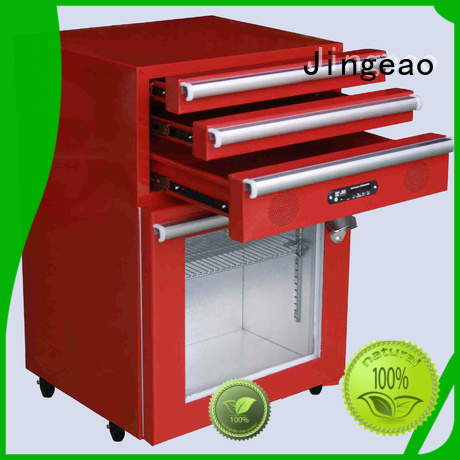 Jingeao high quality tool box refrigerator grab now for hotel