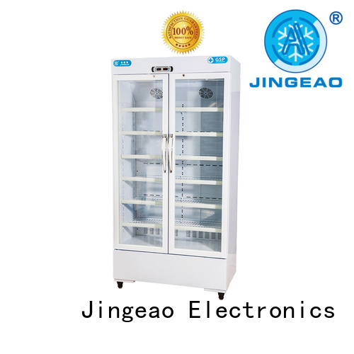 Jingeao automatic pharmacy refrigerator supplier for hospital