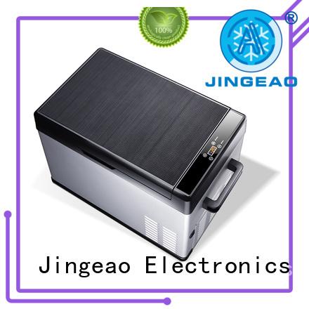 Jingeao car portable fridge constantly for car