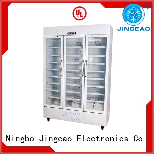 Jingeao automatic pharmaceutical fridge experts for pharmacy