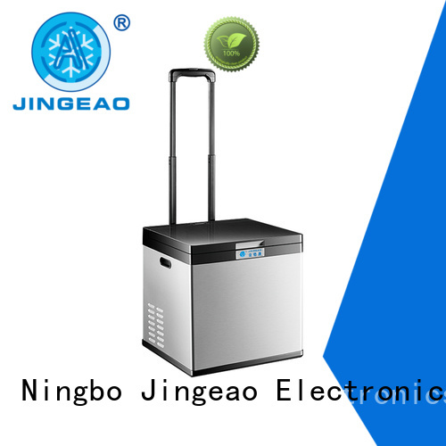Jingeao fantastic portable refrigerator freezer environmentally friendly for car