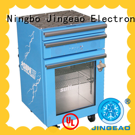 Jingeao fridge toolbox refrigerator shop now for supermarket