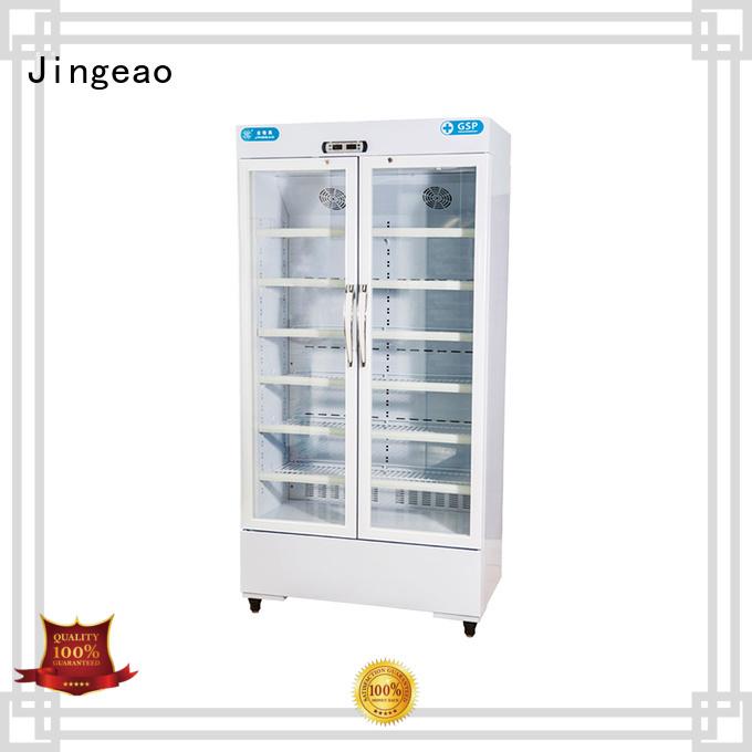 Jingeao medication fridge with lock for hospital