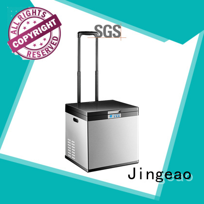 Jingeao car car fridge freezer for-sale for vans