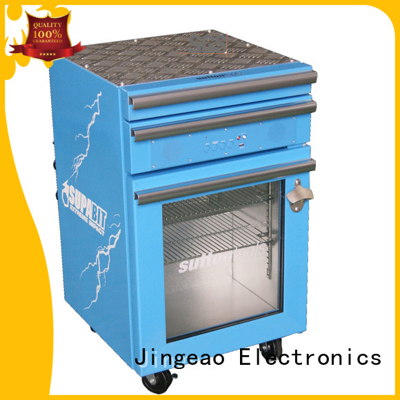 Jingeao fridge toolbox freezer for wholesale for store