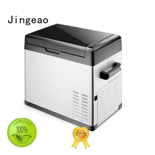 Jingeao car car fridge sensing for car