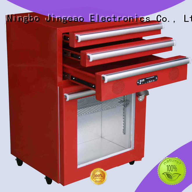 Jingeao accurate toolbox cooler for wholesale for restaurant