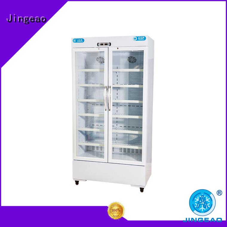 medical pharmacy freezer testing for drugstore