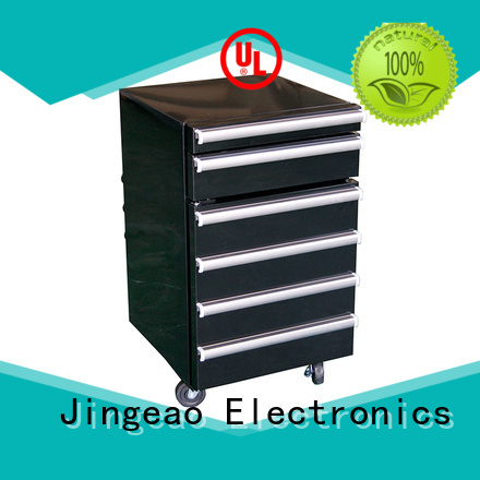 Jingeao drawers tool box refrigerator marketing for market