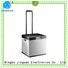 elegant black fridge compressor marketing for car