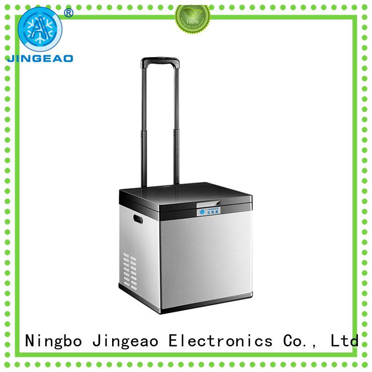 Jingeao compressor mobile refrigerator marketing for car