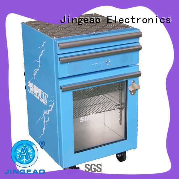 toolbox toolbox mini fridge door for market Jingeao