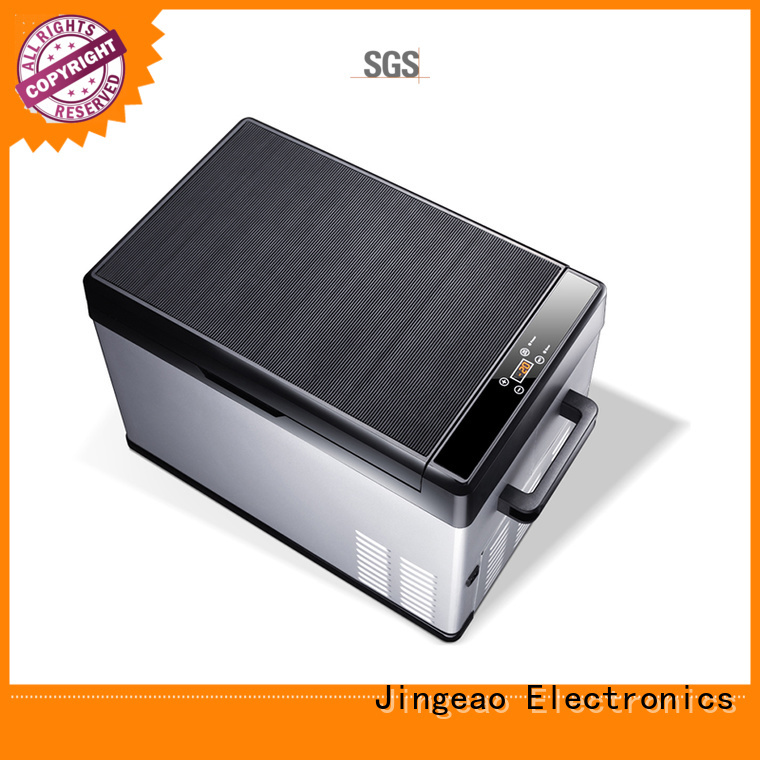 Jingeao car travel refrigerator constantly for car