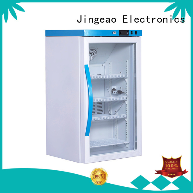 Jingeao medical pharmacy freezer temperature for drugstore