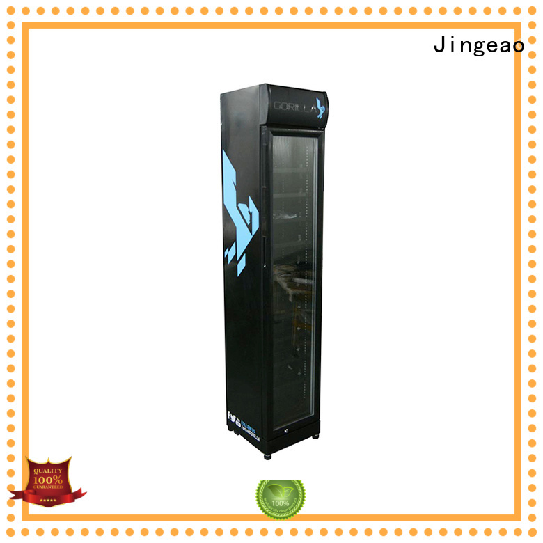 Jingeao medical refrigerator with lock circuit for drugstore