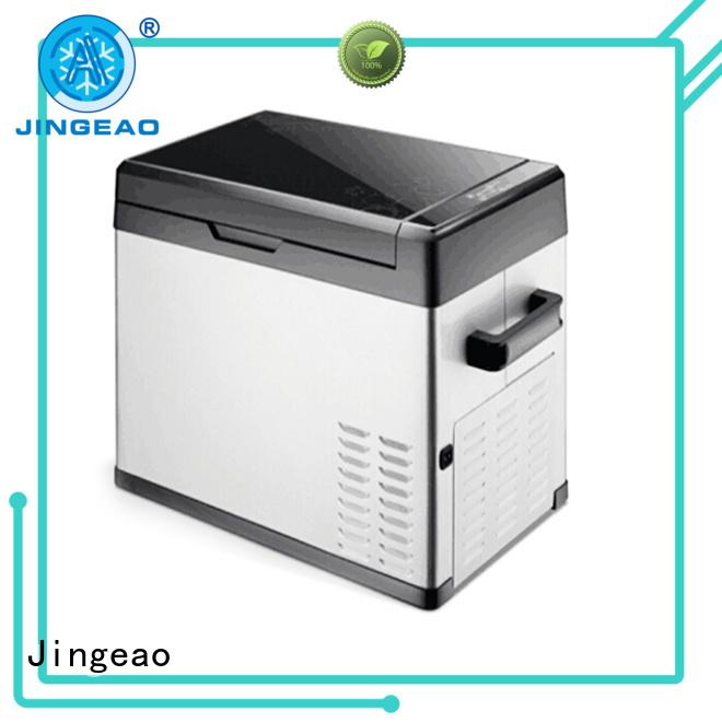 Jingeao car car fridge freezer for-sale for vans