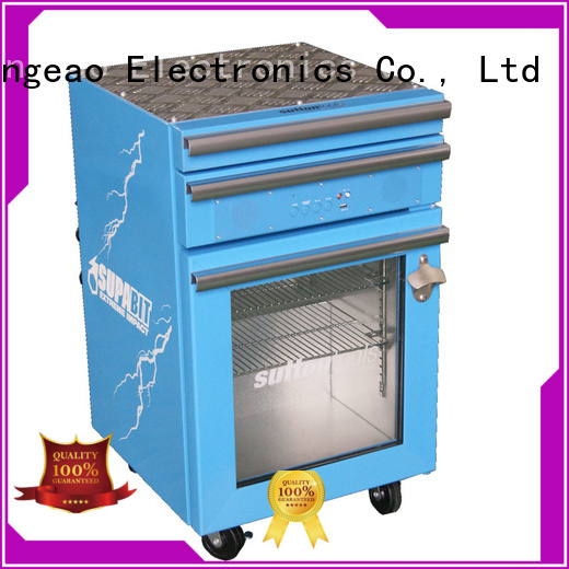 Jingeao automatic toolbox freezer overseas market for company