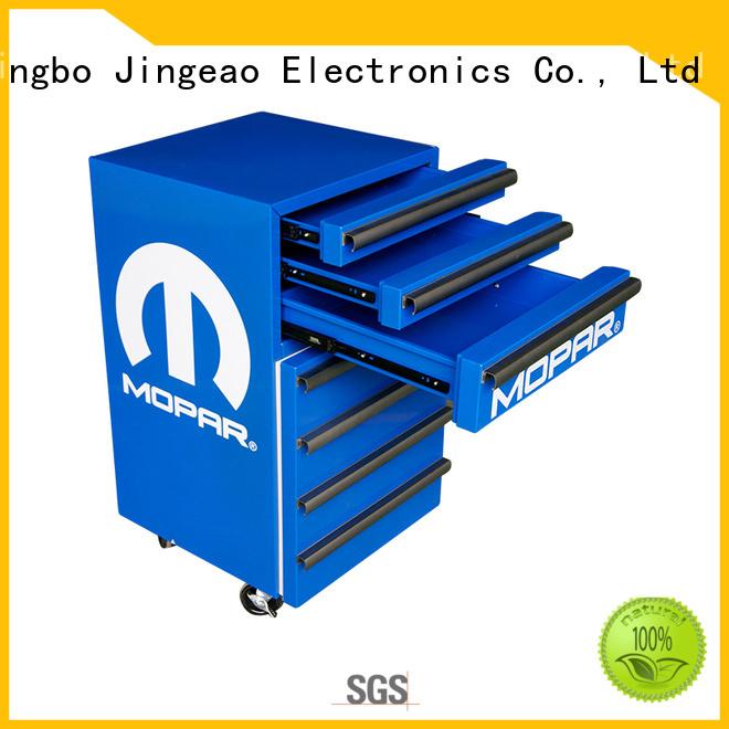 Jingeao fridge toolbox cooler marketing for school