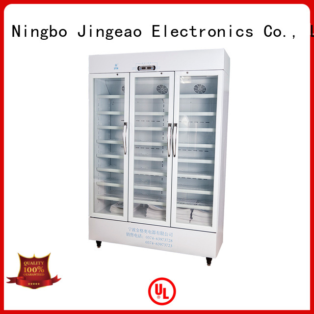 Jingeao automatic Mdeical Fridge supplier for pharmacy