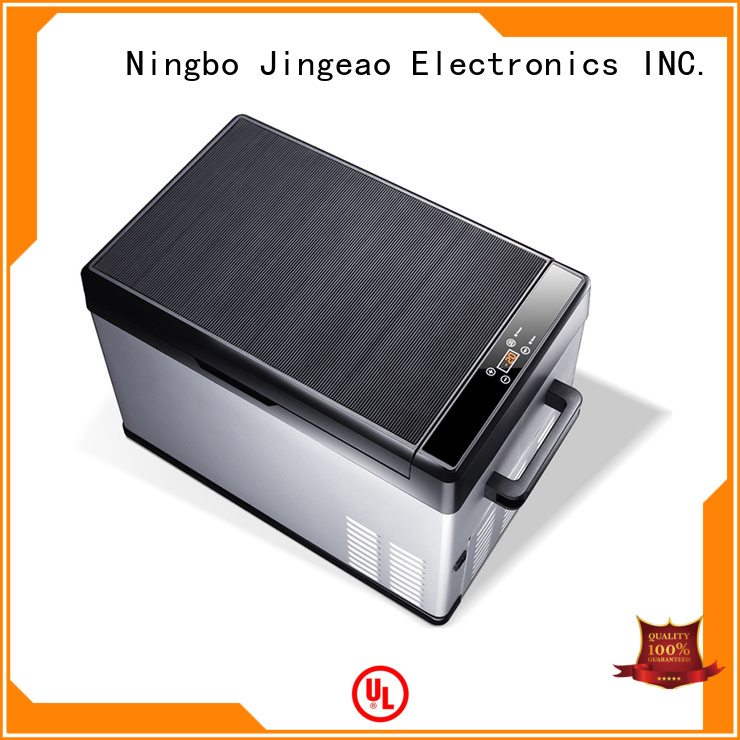 Jingeao good looking small electric cooler sensing for car