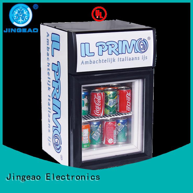 Jingeao cool small commercial refrigerator sensing