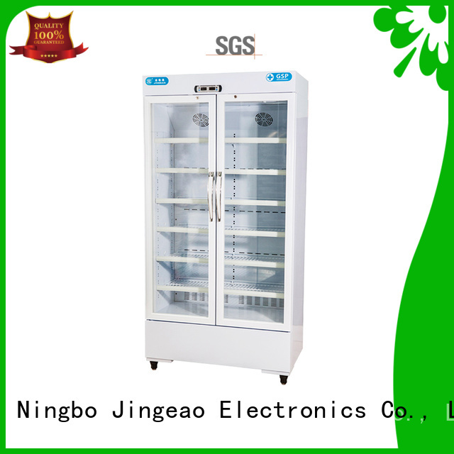 Jingeao accurate medical refrigerator price medical for pharmacy