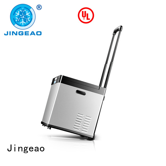 Jingeao fridge car fridge freezer management for car