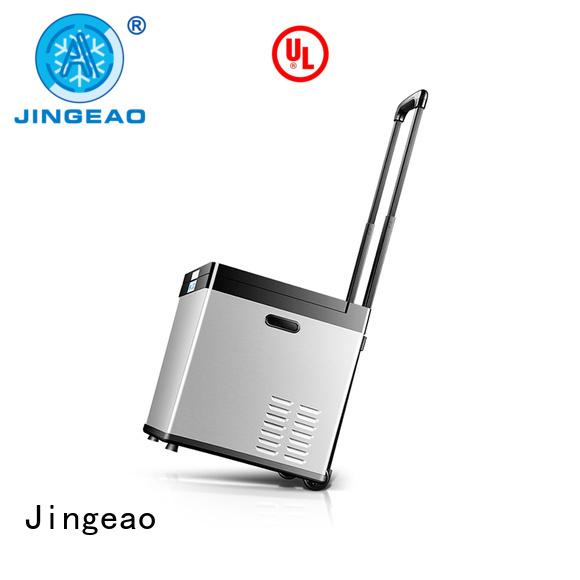 Jingeao fridge car fridge freezer management for car