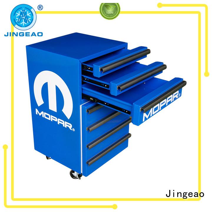 Jingeao fridge toolbox refrigerator manufacturer for bar