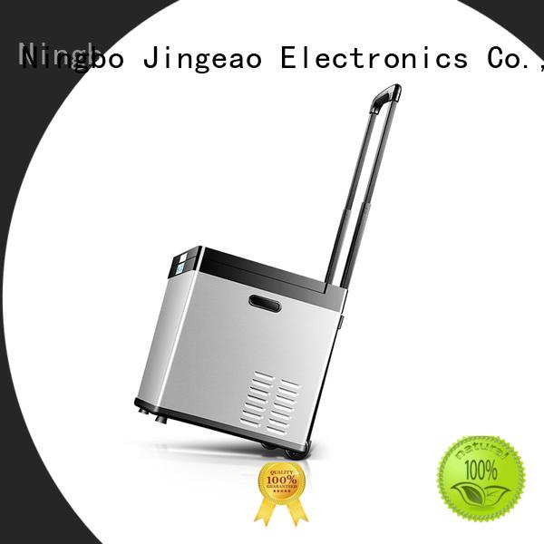Jingeao fashion design 12v car fridge protection for vans
