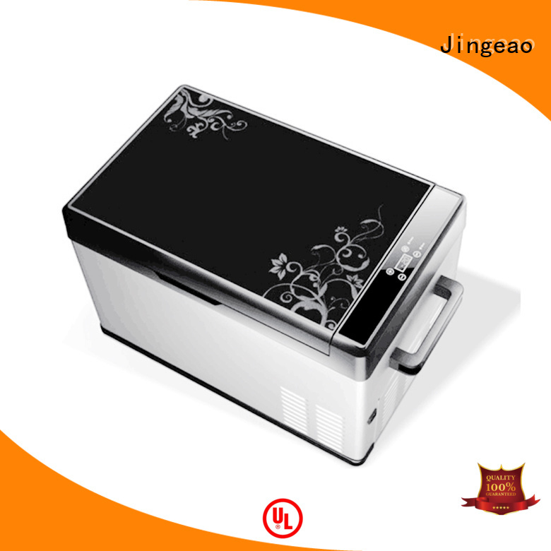 Jingeao fantastic mobile freezer box research for vans