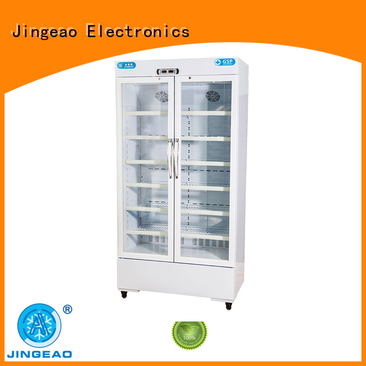 Jingeao automatic pharmacy freezer circuit for pharmacy