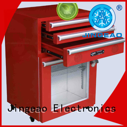 easy to use small commercial fridge tooth for supermarket