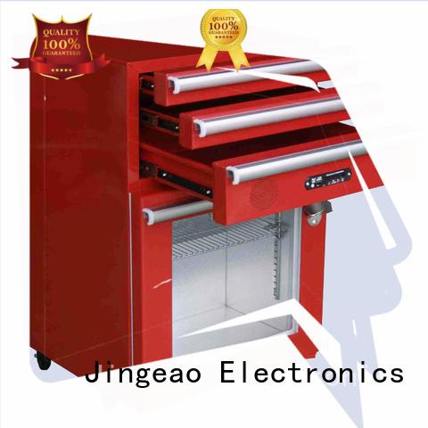 Jingeao efficient toolbox fridge export for supermarket