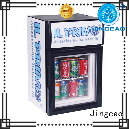 Jingeao energy saving small commercial freezer type for bakery