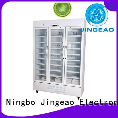 Jingeao efficient pharmaceutical fridge supplier for pharmacy