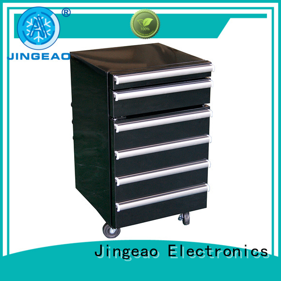 Jingeao toolbox commercial display fridges grab now for bar